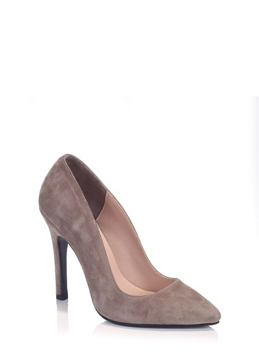 Girl Boss Ayakkabı Bej